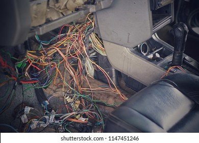 car repair electric wiring system 260nw 1147451246 500 automotive wiring harness pictures royalty free images, stock
