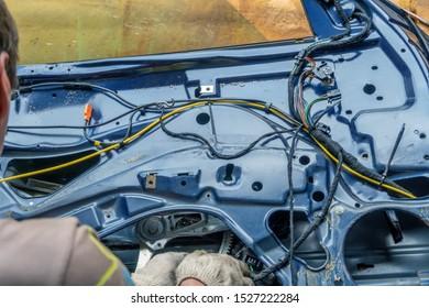 Imágenes, fotos de stock y vectores sobre Fixed+wire+testing ... on