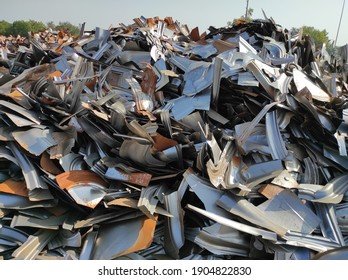 Car Scrap material And Company Reject Material