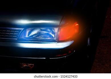 Led Scheinwerfer Auto Images Stock Photos Vectors