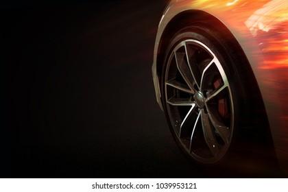 Car - tire - rim