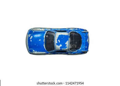 Toy Car Top View Stock Photos Images Photography Shutterstock