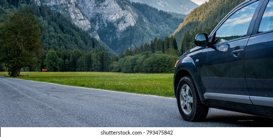 car for traveling