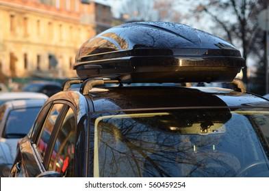 Car trunk roof