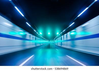Car tunnels