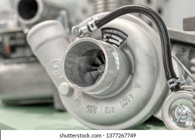 Turbocharger Images, Stock Photos & Vectors | Shutterstock