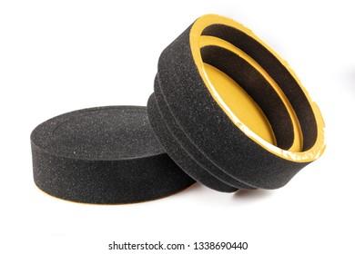 Car Universal Speaker Insulation Ring Sound Proof.