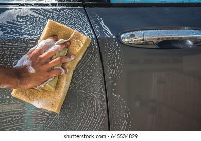 Car wash the car care
