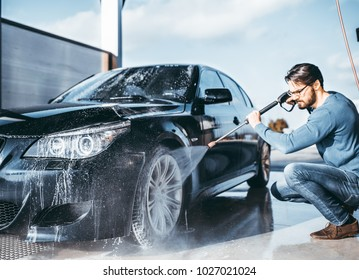 Cars Wash Spring Images Stock Photos Vectors Shutterstock