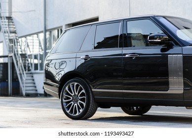 The car which is class in it's segment. Land Rover Range Rover Sport and Autobiography.