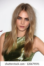 Cara Delevingne arriving for The British Fashion Awards 2012 held at The Savoy, London. 27/11/2012 Picture by: Henry Harris