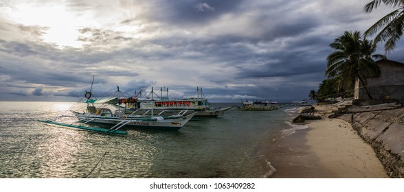 Carabao Island (Philippines);9 March 2018: Thunderstorm on Carabao Island (Philippines)