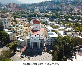 caracas aerial view