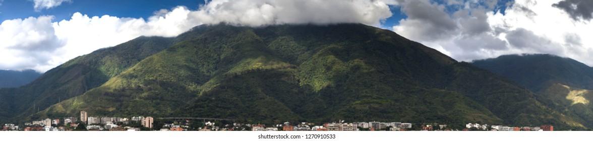 Caracas El Ávila National Park Caracas Venezuela (officially as Waraira Repano National Park)