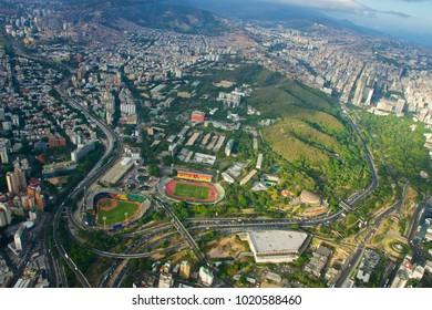Caracas Venezuela view