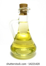Carafe with oil