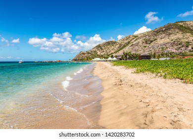 Carambola beach, St Kitts, Caribbean