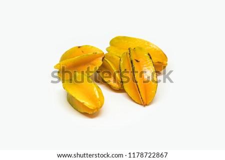Imagenes De La Fruta De Carambola