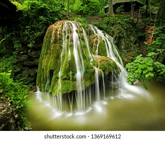 """In Caras-Severin County in the western part of Romania, the amazing Bigar Waterfall is so lovely it is even called """"the miracle from the Minis Canyon"""""""