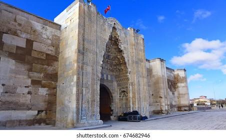 Caravanserai in Cappadocia, Konya, Turkey