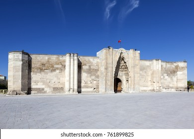 Caravanserai. Turkey. Province of Aksaray