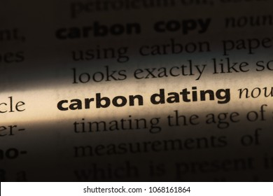 Sentence for carbon dating