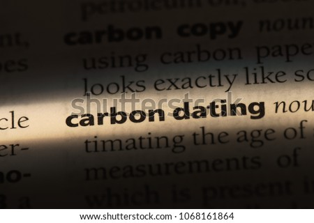 radiocarbon dating definition dictionary