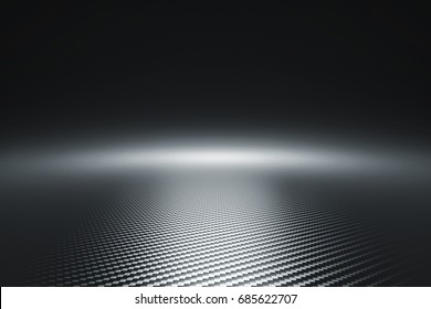 carbon fiber background 3d rendering image