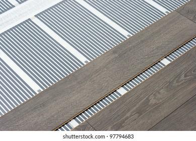 carbon film floor heating
