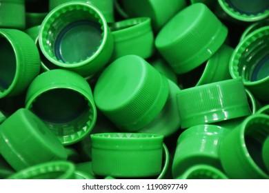 Carbonated Softdrink Closure Green