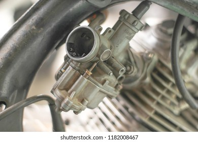 carburetor motorcycle that is not maintained