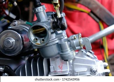 Carburetor, new spare parts, motorcycle engine