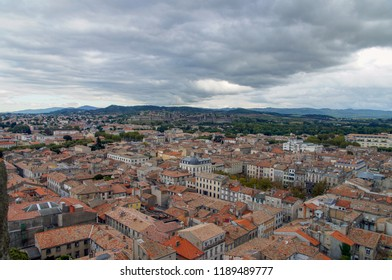 Carcassonne City Aerial