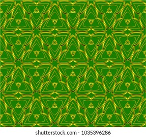 Card, Invitation, cover template design, line art background. and golden  Abstract geometric pattern. Tribal ethnic ornament in arabic style.