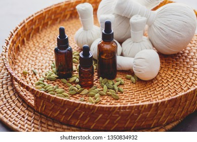 cardamom essential oil - beauty treatment