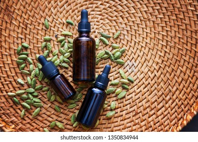 cardamom essential oil - beauty treatment