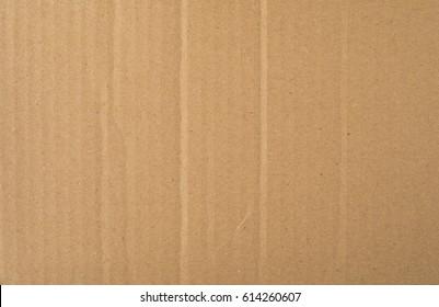 Cardboard background.