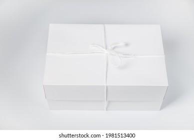 Cardboard box for cake  dessert
