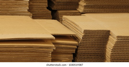 Cardboard cartons corrugated fiberboard paper boards for boxes