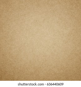 Cardboard paper background or texture, Corrugated cardboard texture, Old vintage paper.