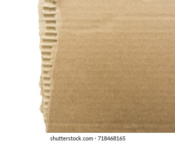 cardboard torn edge. paper texture