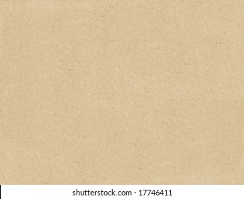 Cardboard wrapping paper texture