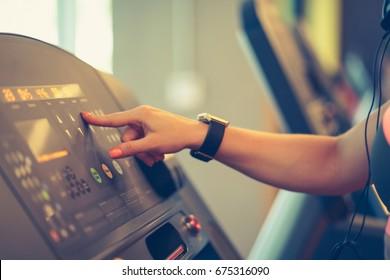 cardio training, hand