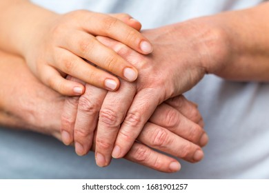 Care and support of people. Love and family ties.