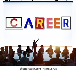 Career Employment Job Work Concept