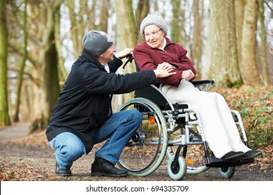 Disabled man seeking men or women caregivers