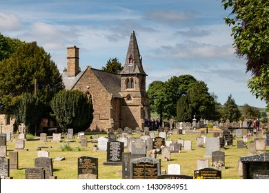 Carelton, skipton, Yorkshire UK June 2018. Skipton crematorium