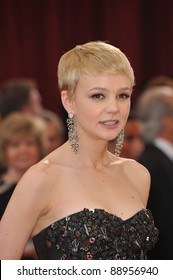 Carey Mulligan at the 82nd Annual Academy Awards at the Kodak Theatre, Hollywood. March 7, 2010  Los Angeles, CA Picture: Paul Smith / Featureflash