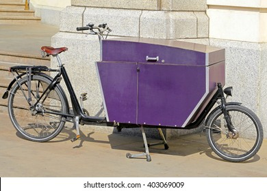 Cargo Bicycle For Fast City Delivery