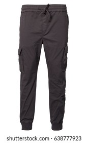 Cargo gym pants